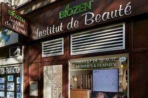 Institut de beauté Bio hommes et femmes Paris 10
